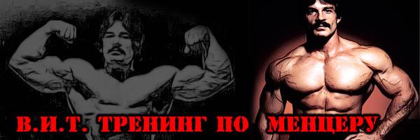 В.И.Т. тренинг по Майку Ментцеру - Денис Борисов
