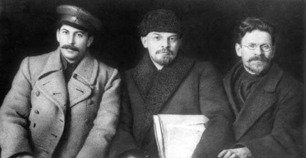 Борьба за власть: Ленин, Троцкий, Сталин