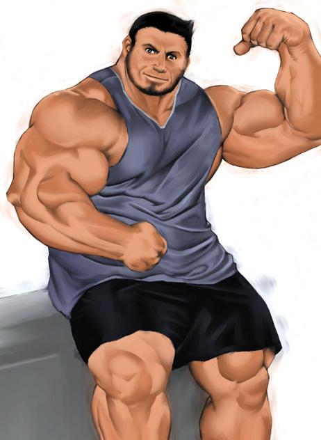 грудьные-мышцы - Денис Борисов