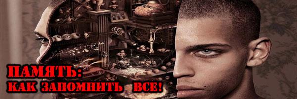 ПАМЯТЬ: как запомнить все! - Денис Борисов