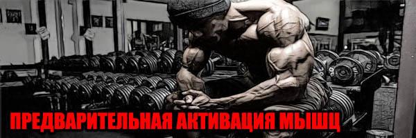 Предварительная Активация Мышц - Денис Борисов