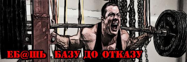 Ебашь БАЗУ до ОТКАЗУ(моя тренировочная прога) - Денис Борисов
