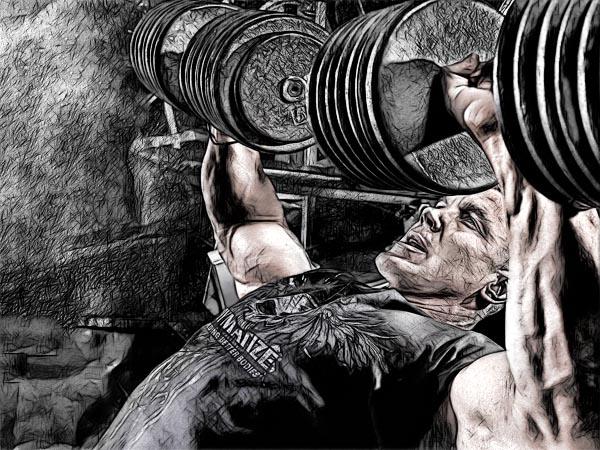 Любая нагрузка со временем становится ПРИВЫЧНОЙ и мышцы ПЕРЕСТАЮТ РАСТИ!
