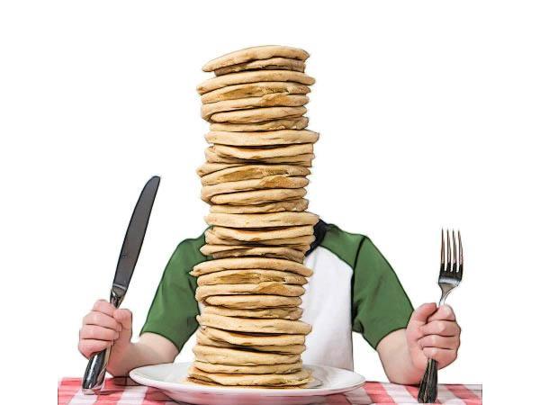 чем больше инсулина в системе, тем быстрее вы жирнеете!