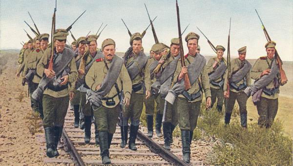 почему немцы объявляют войну России до того как подготовили армию (до мобилизации)