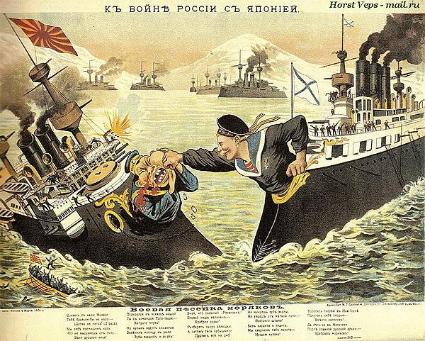война России с Японией