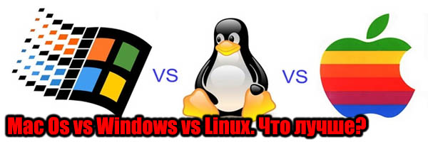 Mac Os vs Windows vs Linux. Что лучше? - Денис Борисов