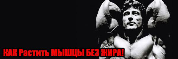 КАК Растить МЫШЦЫ БЕЗ ЖИРА! - Денис Борисов