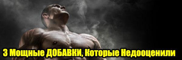 3 Мощные ДОБАВКИ, Которые Вы Недооценили - Денис Борисов